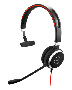 Jabra Evolve 40 Mono Headset