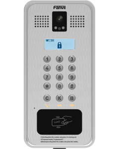 Fanvil-i33V SIP Video Intercom