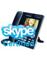 Grandstream GXV3140 Skype Phone (No PC Required)